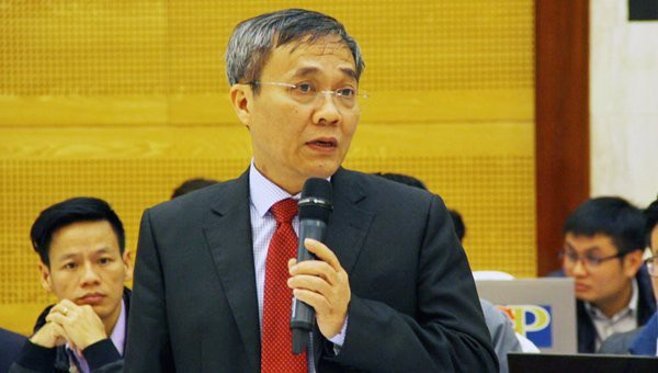 Phó Tổng giám đốc BHXH Việt Nam Phạm Lương Sơn