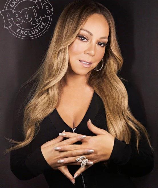 Ngôi sao ca nhạc quốc tế Mariah Carey