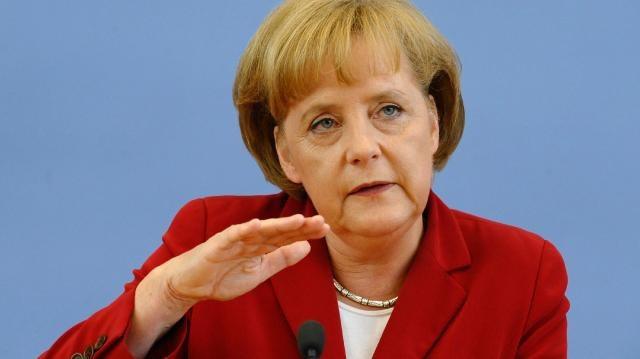 Thủ tướng Đức Angela Merkel (Ảnh: DDP)