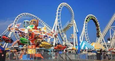 """Tàu lượn siêu tốc – Speed Coaster như tại các công viên giải trí lớn nhất thế giới đang được hoàn thiện để đón các du khách có """"trái tim dũng cảm"""" và """"cái đầu lạnh"""""""