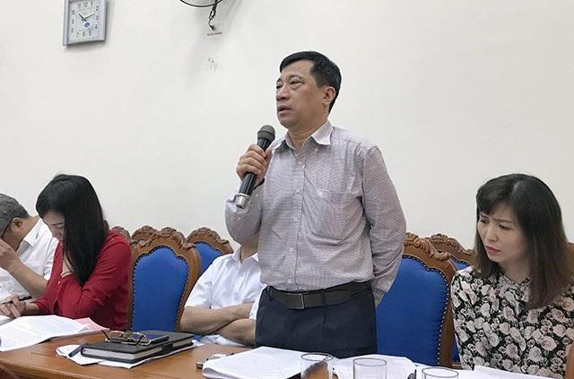 Trưởng ban Tuyên giáo quận Hai Bà Trưng - Đoàn Đình Nguyên chuẩn bị tâm lý về hưu trước tuổi