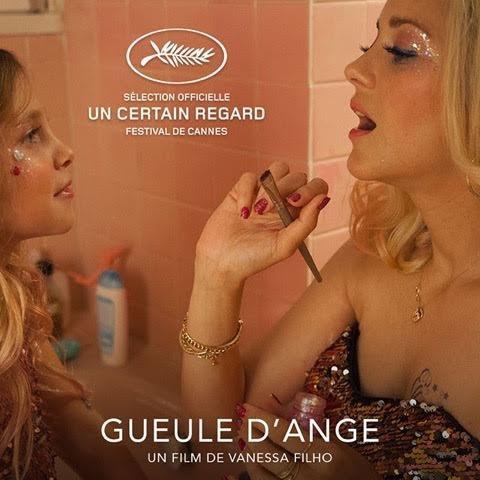 "Poster phim ""Angle Face"" trong danh sách tranh giải Un Certain Regard tại LHP Cannes 2018."