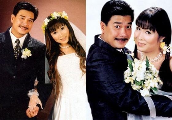 Lê Tuấn Anh cũng gặp lại nghệ sĩ Hồng Vân, cũng là mối tình đầu của mình, cả hai tái hôn và sống viên mãn tới bây giờ.