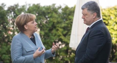 Thủ tướng Merkel muốn Ukraine giảm tông khi phản đối Nord Stream-2.