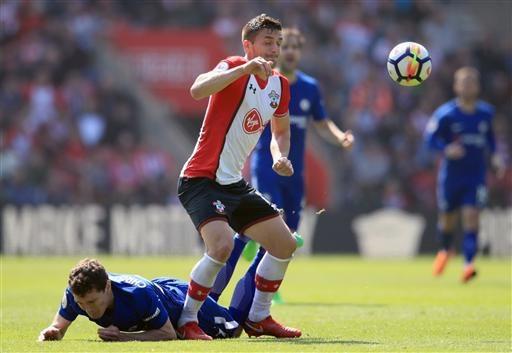 Southampton 2-3 Chelsea: Người hùng Giroud - 1