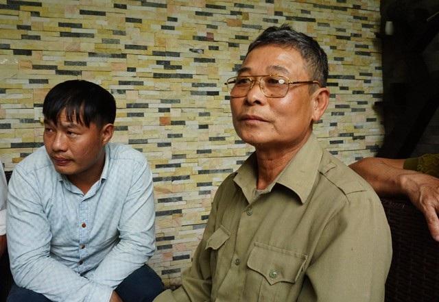 Ông Lê Anh Đào cũng đang có nguy cơ mất trắng hơn 120 triệu đồng khi gửi tiết kiệm tại Doanh nghiệp Phúc Nhiên