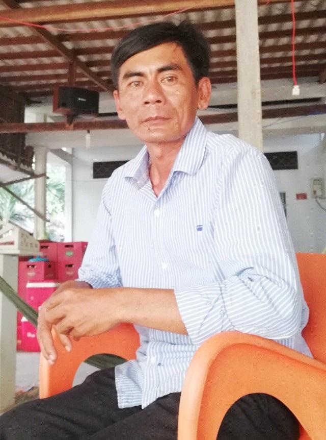 Ông Nguyễn Văn Phèn đi đòi nợ của mình, bỗng dưng sau đó bị truy tố tội Cướp tài sản.