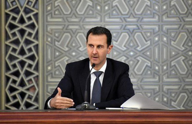 Tổng thống Syria Bashar al-Assad (Ảnh: Reuters)