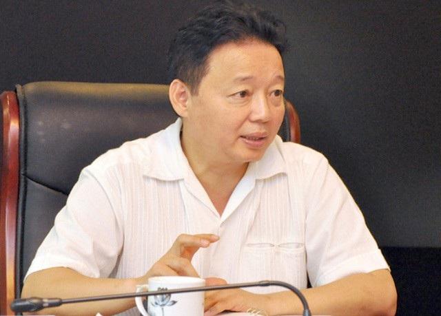 """Bộ trưởng Bộ Tài nguyên và Môi trường Trần Hồng Hà chỉ đạo xử lý """"nóng"""" vụ áp thuế 5,7 tỷ tại Lâm Đồng sau hàng chục kỳ báo điều tra của Dân trí."""