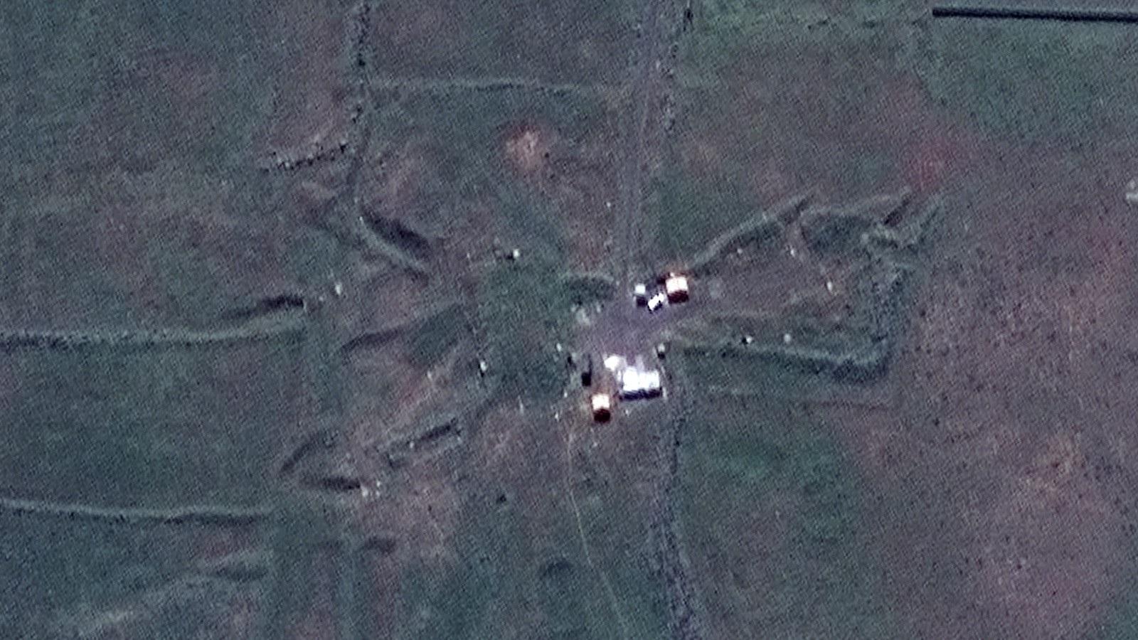 Các địa điểm của Syria bị phá hủy thế nào sau cuộc không kích? - 3