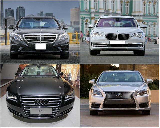 Bộ Tài chính dự tính thu thuế tài sản cả với ô tô (Ảnh minh họa)