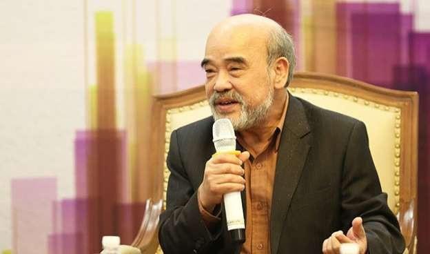 GS Đặng Hùng Võ - nguyên Thứ trưởng Bộ Tài nguyên Môi trường.
