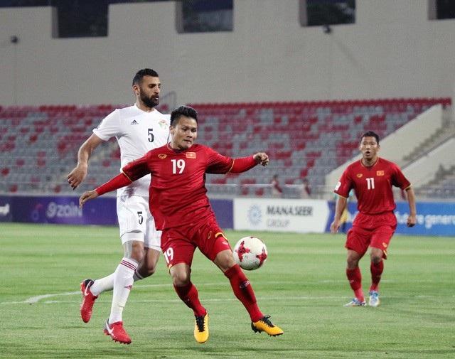 Đội tuyển Việt Nam sẽ tham dự AFF Cup 2018 vào cuối năm
