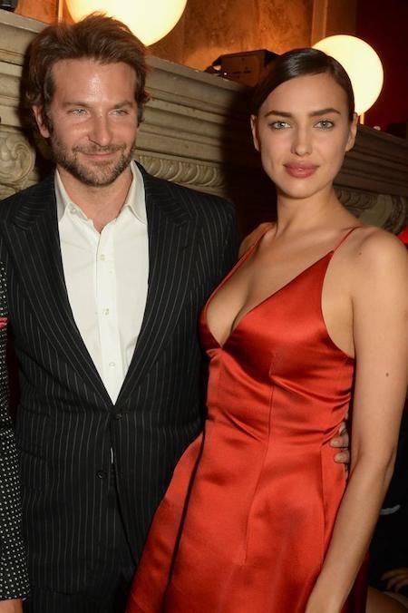 Irina Shayk giờ đã hạnh phúc bên người mới