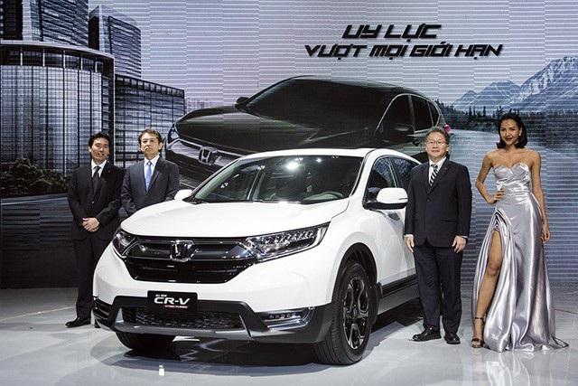 Honda Việt Nam được vinh danh với giải thưởng Rồng Vàng - 3