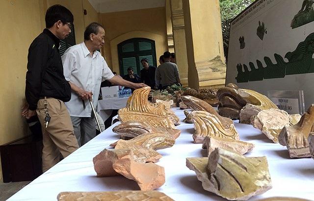 Công bố dấu tích kiến trúc nghìn năm dưới Điện Kính Thiên - 8