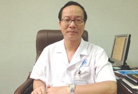 PGS.TS Trần Minh Điển.