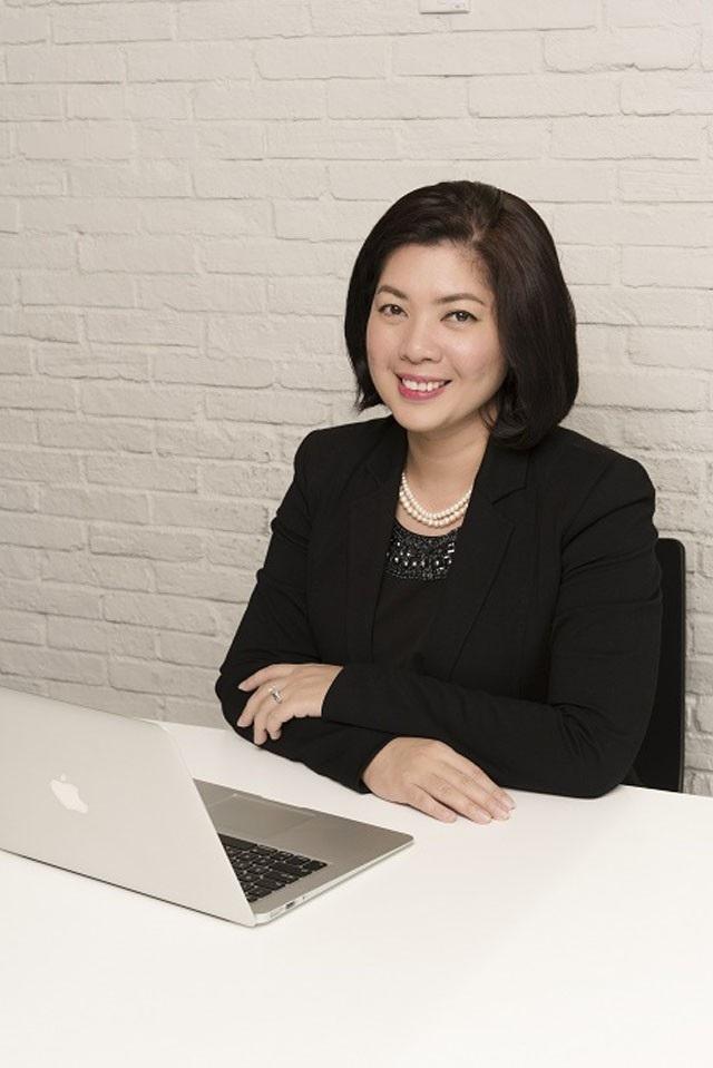 Bà Lê Thị Kim Chi - Group CEO Apollo English.
