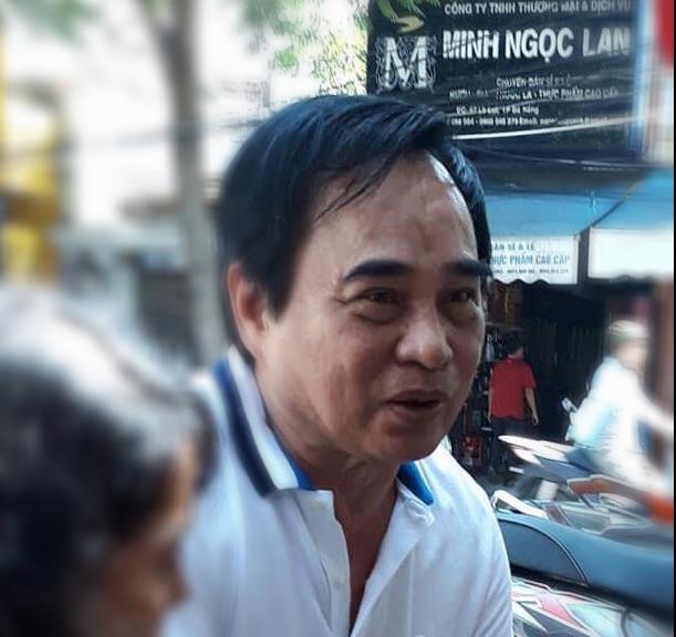 """Vào ngày 16/3, ông Văn Hữu Chiến nói: """"Nghĩ đi nghĩ lại thì tôi đâu có làm cái chi đâu mà phải gặp chuyện đó."""
