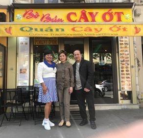 Món ngon Hà thành tại Paris - 2