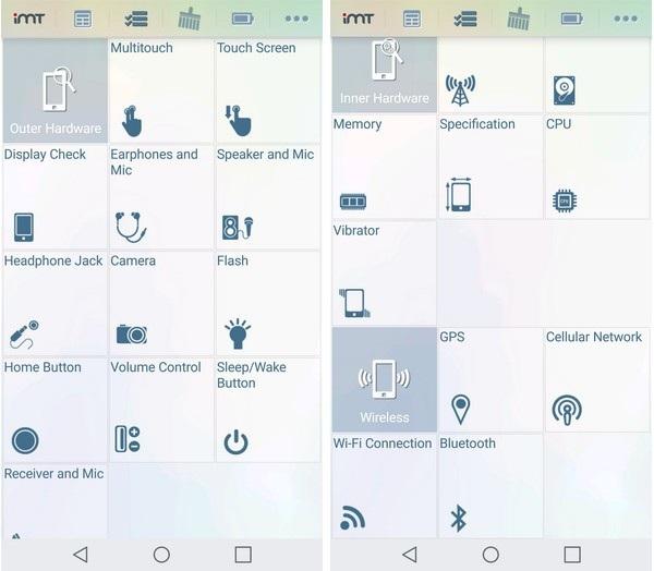 Thủ thuật kiểm tra tình trạng phần cứng và các cảm biến trên smartphone - 3