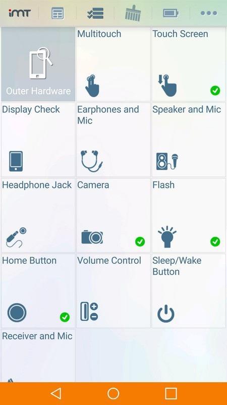 Thủ thuật kiểm tra tình trạng phần cứng và các cảm biến trên smartphone - 4