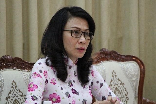 Phó Chủ tịch UBND TPHCM Nguyễn Thị Thu cho rằng nhiều vụ bạo hành trẻ em làm uy tín ngành giáo dục bị giảm sút