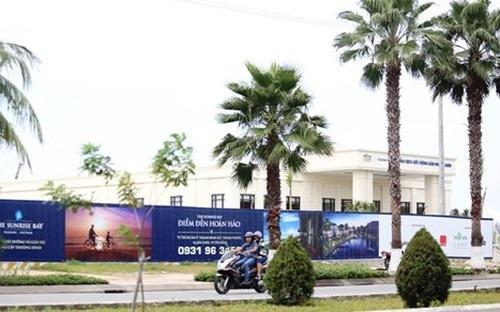 Dự án Khu đô thị mới quốc tế Đa Phước Đà Nẵng.