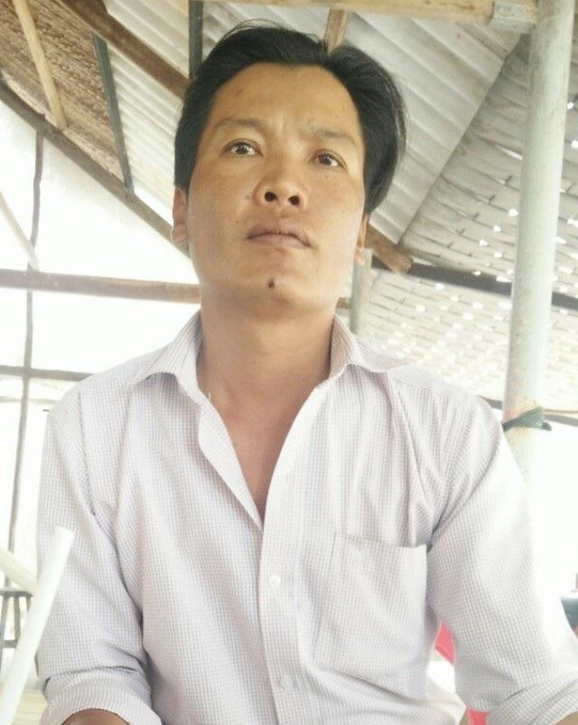 Ông Bùi Văn Giang yêu cầu được bồi thường sau vụ bị cán bộ CSGT dùng gót giày đạp vào ngực khiến ông nhập viện.