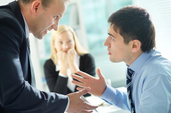 """Tác giả cho biết mình bị nhận """"điểm phạt"""" sau khi tới gặp quản lý để xin nghỉ ốm. (Ảnh minh hoạ)"""