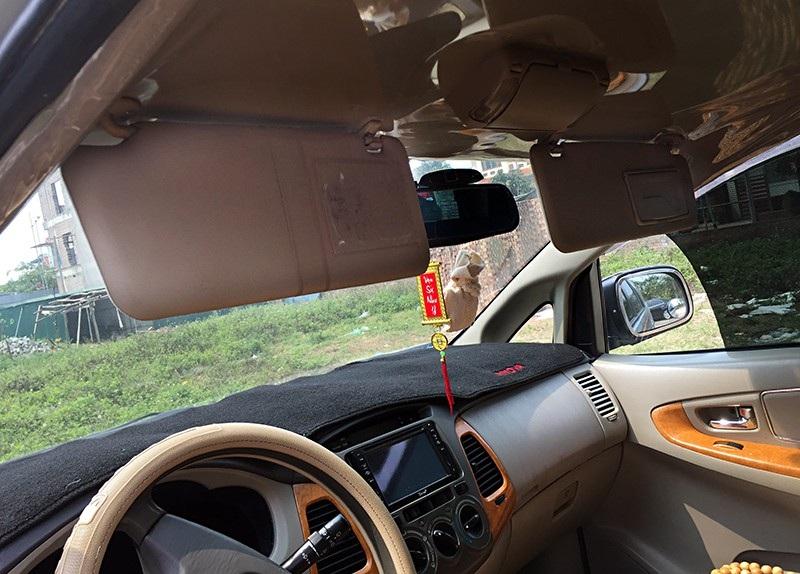 Toyota Việt Nam: Vios dùng tấm che nắng bằng bìa các-tông là đảm bảo tiêu chuẩn - 1