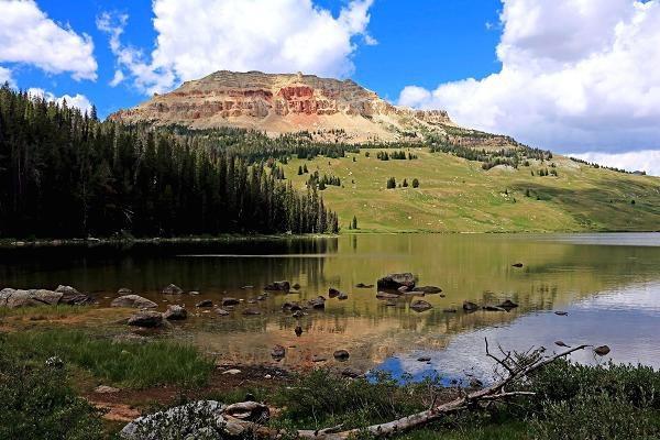 Dãy núi Rokies nơi hàng ngàn người đến để tìm kho báu. (Nguồn: Education Images   Getty Images)