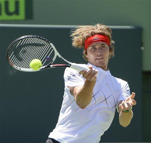 Đánh bại Zverev, Isner thành tân vương của Miami Open - 2