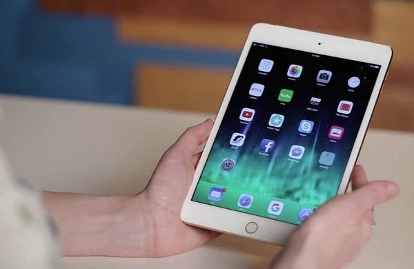iPad mini 4 có tuổi đời đã 3 năm nhưng vẫn được Apple tiếp tục bán ra với mức giá cao