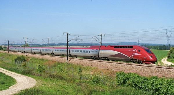 10 chuyến tàu tốc hành nhanh nhất thế giới - 10