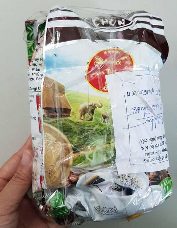 Sản phẩm cà phê chồn Tuy Hòa của công ty TNHH Hoàng Phú An
