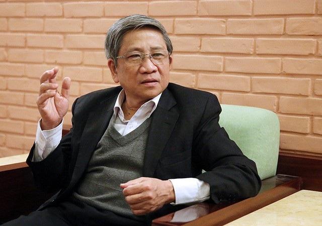 GS. Nguyễn Minh Thuyết.