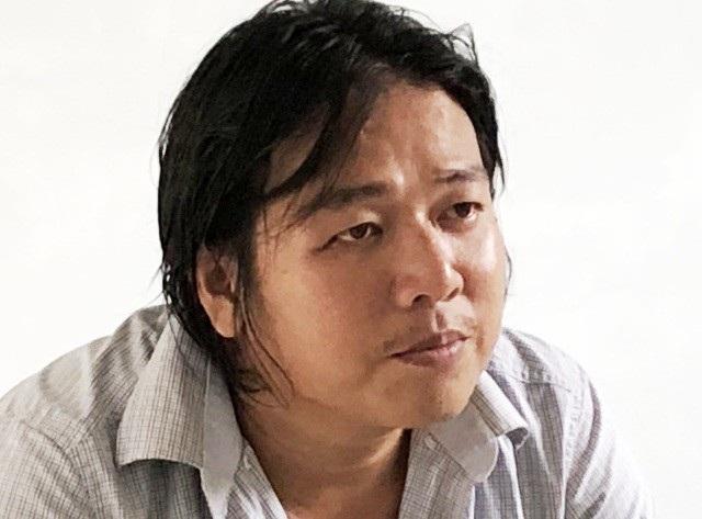 Đối tượng Nguyễn Giang Lâu. (Ảnh: CTV)