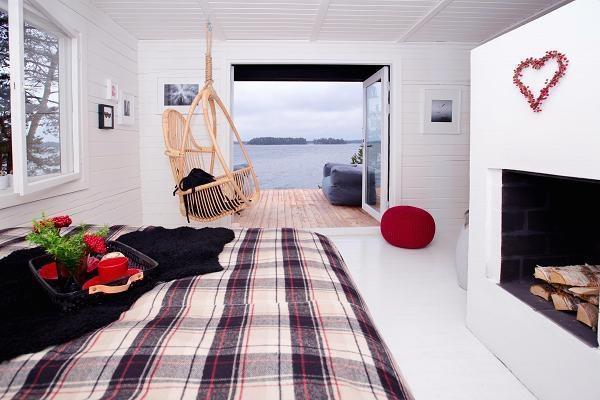 Thiết kế một phòng nghỉ ở SuperShe
