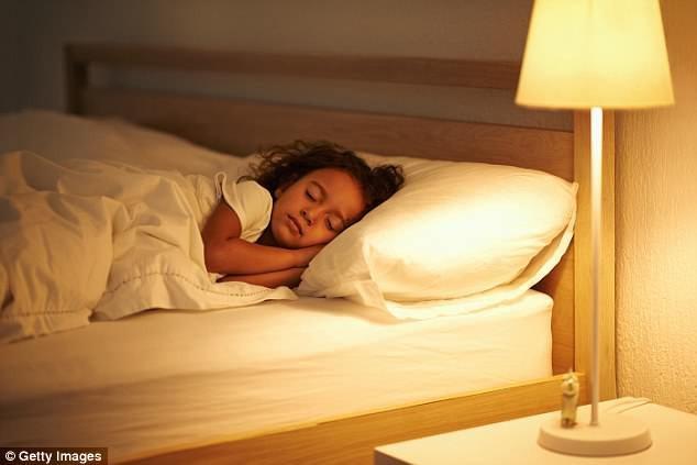 """Nghiên cứu của Đại học Colorado cho thấy tiếp xúc với ánh sáng mạnh vào buổi tối ức chế sản sinh melatonin – """"hoóc-môn ngủ"""" chủ chốt của não ở trẻ mầm non"""