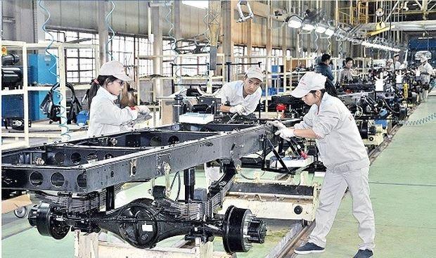Doanh nghiệp sản xuất linh kiện ô tô xin hàng loạt cơ chế ưu đãi.