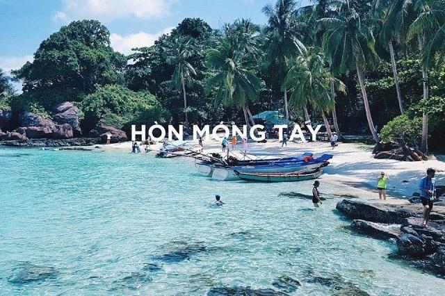 Hòn Móng Tay - Thiên đường hoang sơ đẹp không kém Maldives | Báo ...