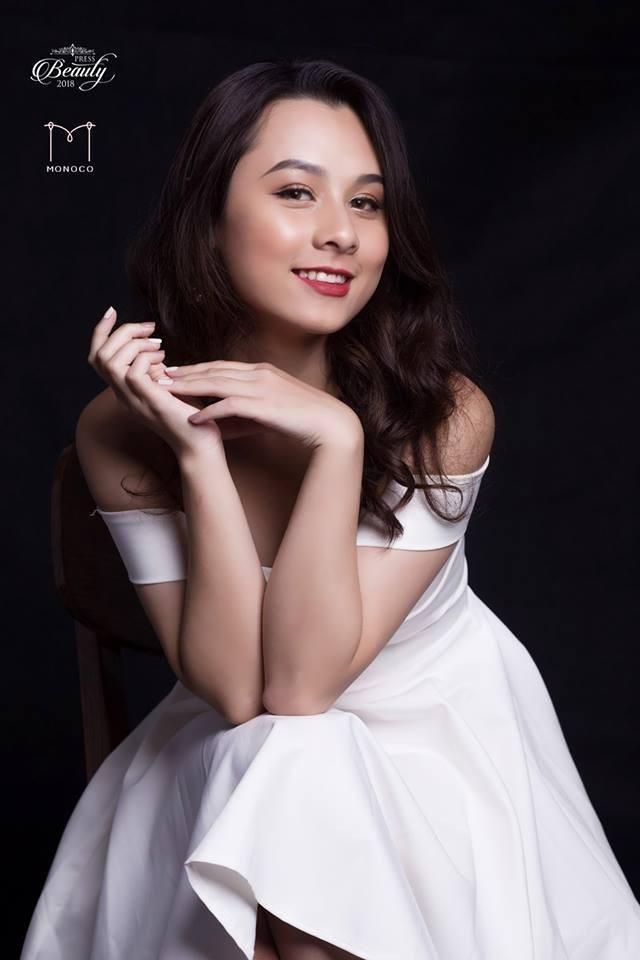 Hình ảnh của Trang tham gia Press Beauty
