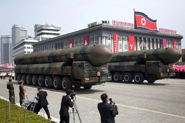 Triều Tiên có thể đã đạt bước tiến đáng kể về chương trình hạt nhân. (Ảnh minh họa: AFP)