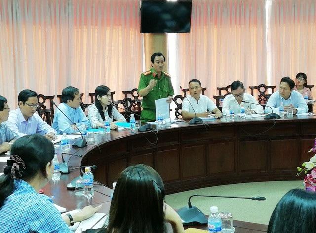 Đại tá Ngô Thành Thật- Phó Giám đốc Công an tỉnh Bạc Liêu nhấn mạnh, phát triển du lịch thì phải có trọng tâm, trọng điểm.