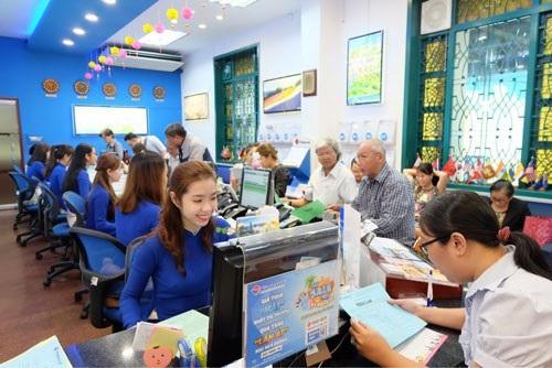 Du khách đặt tour tăng cao trong dịp lễ 30/4 Ảnh: Linh Anh