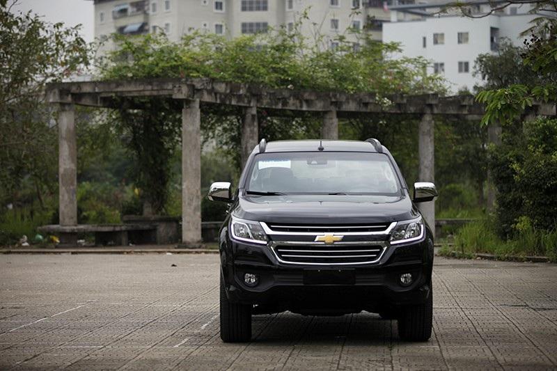 Trailblazer - SUV 7 chỗ đầu tiên của Chevrolet có mặt tại Việt Nam - 1