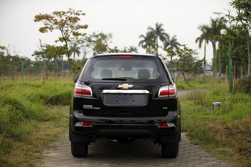 Trailblazer - SUV 7 chỗ đầu tiên của Chevrolet có mặt tại Việt Nam - 2