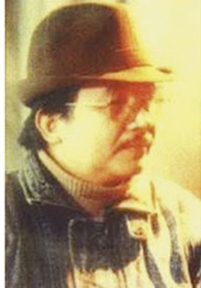 Nhà văn Bùi Việt Sỹ.