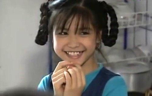 """Bích Huyền được khán giả biết đến nhờ vai em gái Minh tổ cú ở bộ phim """"Đội đặc nhiệm nhà C21""""."""